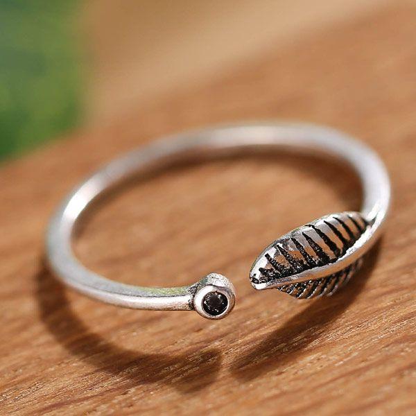 Fashion Metal Vintage Open Ring NHSC203749