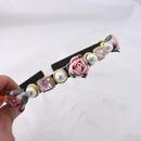 Alloy flower baroque hair hoop bride wedding travel studio photo hair accessories NHNT203523