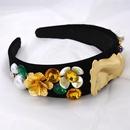 New retro baroque pearl headband wholesales yiwu suppliers china NHNT203556