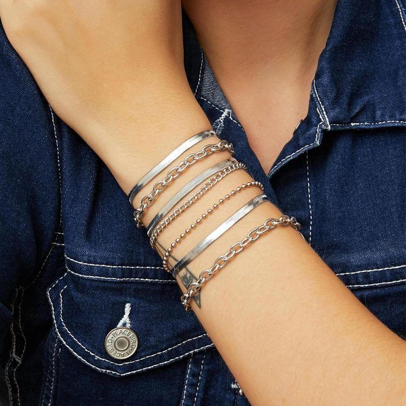 Jewelry Fashion Bracelet Multi Element Women's Suit Bracelet NHXR203562