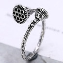 Jewellery for women Metal Imitation Thai Silver Individual Open Ring wholesales fashion suppliers china NHSC203743