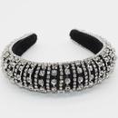 Headband Fashion Baroque Full Diamond Prom Show Gift Hair Accessories NHWJ203660