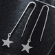 Korean Fashion Sweet OL Pentagram Stud Earrings wholesales yiwu suppliers china NHSC203737