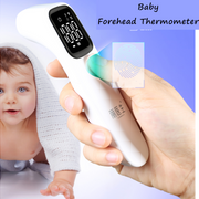 Forehead Thermometer Non Contact Infrared Thermometer Body Temperature Fever Digital Measure Tool for Baby Adult NHAT203772