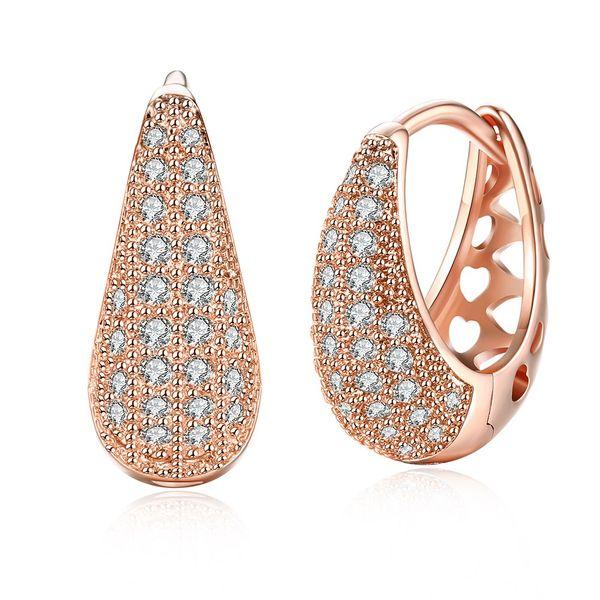 New Fashion Broken Diamond Earrings Wholesale NHKL203783