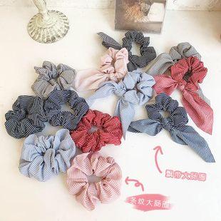 Accesorios para el cabello coreano femenino nuevo dulce cinta anillo de pelo barato NHOF203853's discount tags
