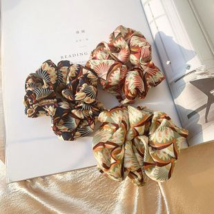 Banda para el cabello de tela de Corea del Sur Diadema de gasa salvaje Accesorios para el cabello baratos florales al por mayor NHOF203858's discount tags