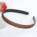 Korean Fashion Hot Sale Shiny Frosted Beads Candy Color Hair Accessories Headband Headband NHSC199661