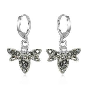 Pendientes Petite Diamond Bee de moda Pendientes de animales personalizados Pendientes de aleación NHGO199492's discount tags