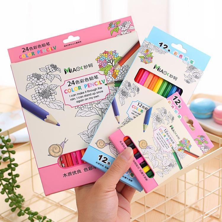 12 color sketch hand drawn brush student art color lead set NHZE199243