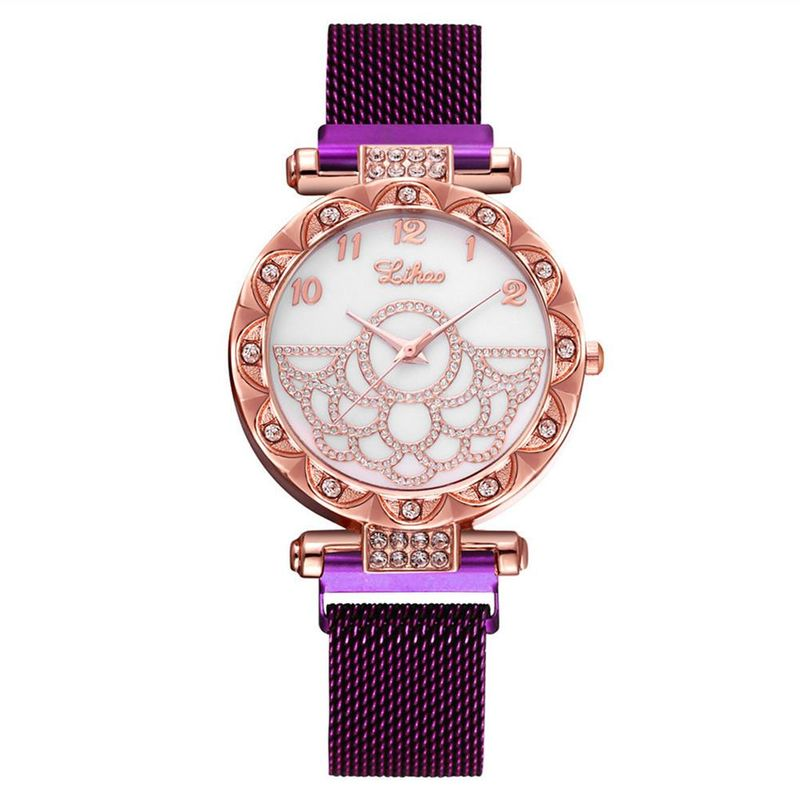 Ladies Watch Lazy Milanese Iron Watch NHSY199315