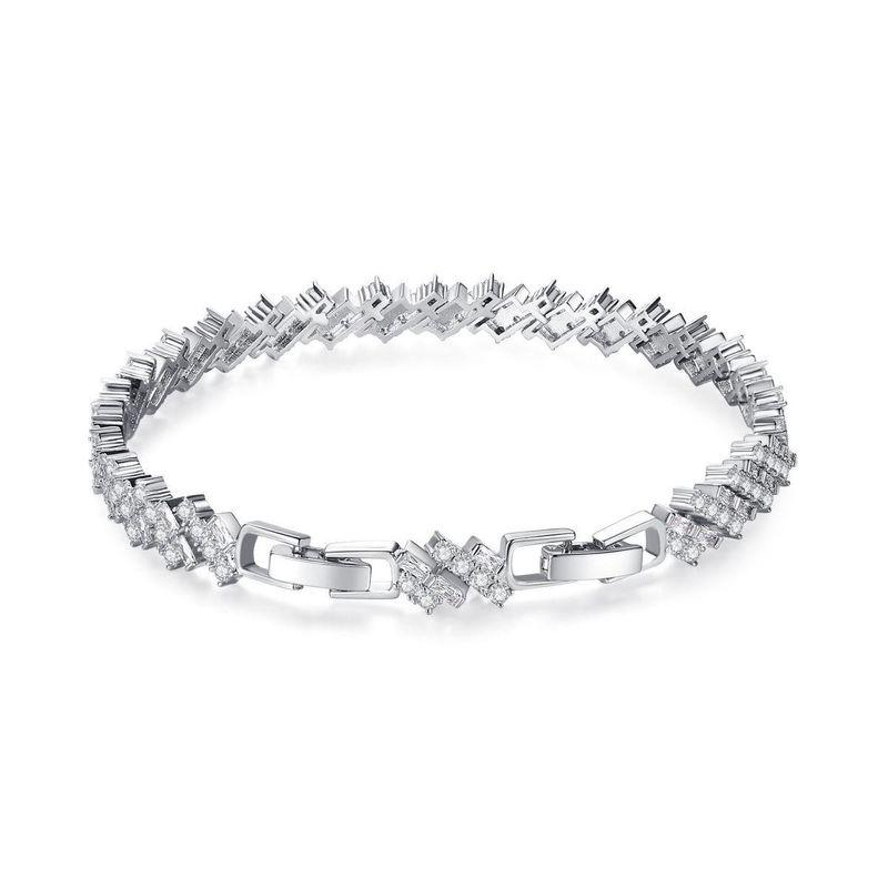 Bracelet Fashion Pave Ladies Bracelet Extension Chain Bracelet Gift NHTM199525