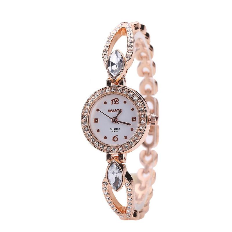 New Ladies Bracelet Watch Fashion Women Quartz Watches Wholesale NHHK203874