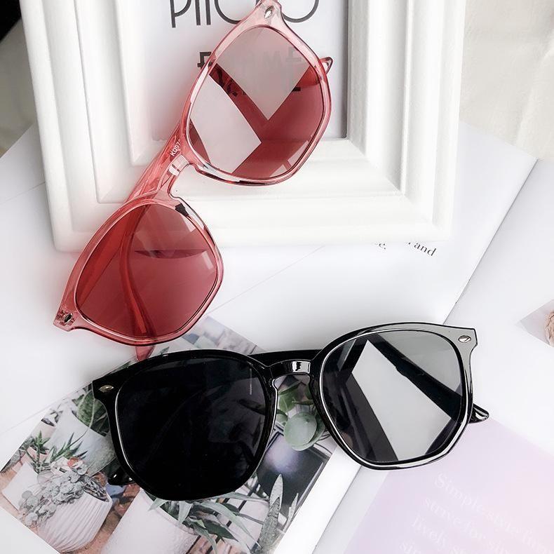 Mi nail irregular polygon classic tide sunglasses wholesale NHKD203916