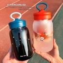 Mignon tasse d39eau givr tasse  main tudiante portable portegobelet  th en verre rsistant  la chaleur NHtn203953