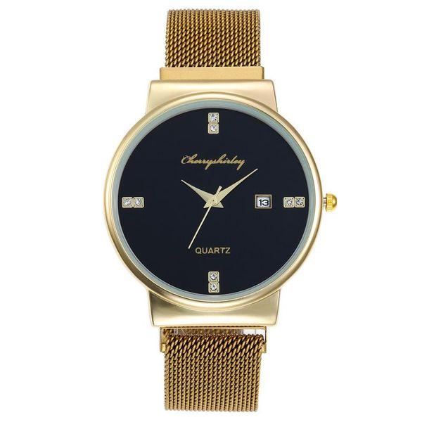 Men's Ultra-Thin Watches Fashion Wild Large Dial Calendar Quartz Business Casual Watch Men NHLN203991