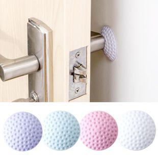 Anti-collision pad golf rubber bumper door handle door lock protective pad NHJA204073's discount tags
