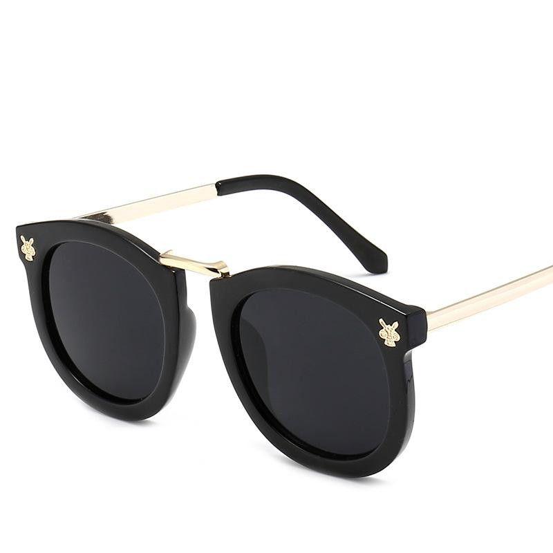 New children's sunglasses cute rabbit children's sunglasses baby sunglasses NHFY203879