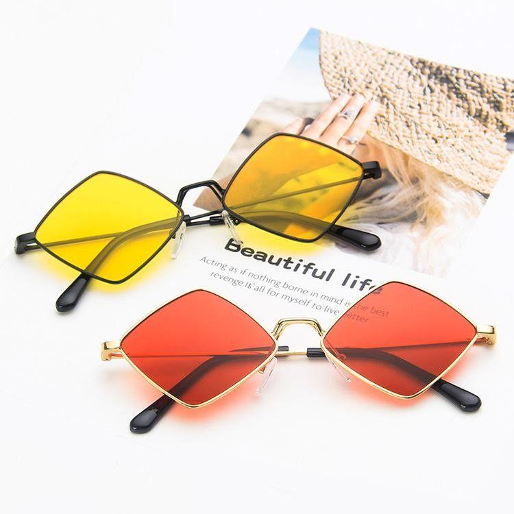 Irregular Sunglasses New Trendy Fashion Sunglasses Wholesale NHKD203917