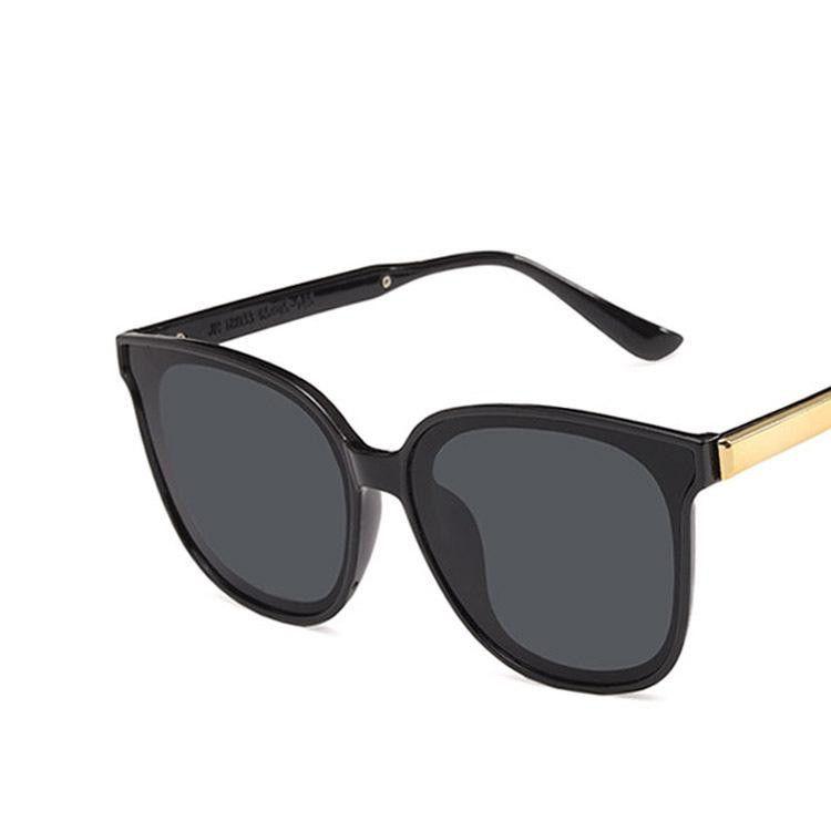 Korean fashion new retro simple sunglasses wholesale NHKD203915