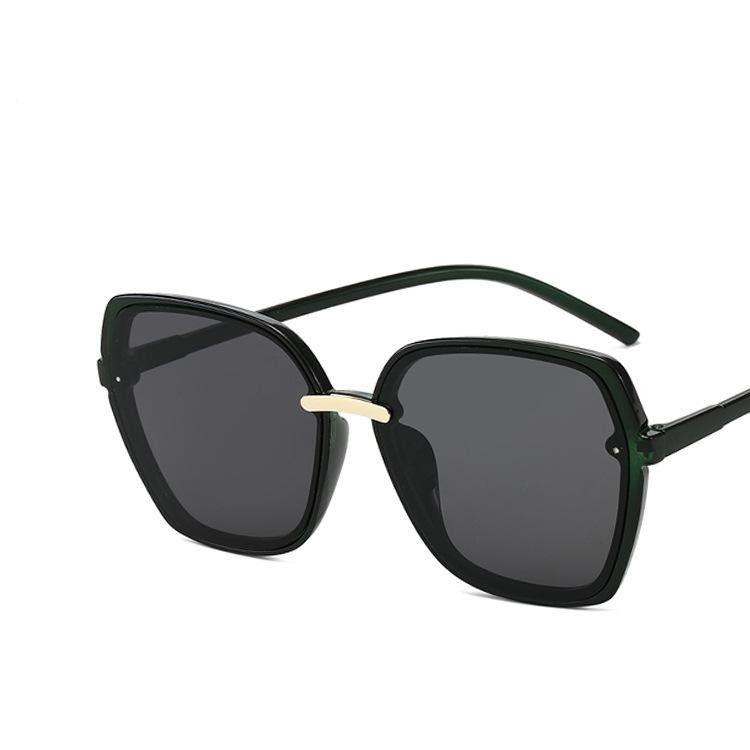 Fashion Polygonal Sunglasses New Wild Wild UV Sunglasses Wholesale NHKD203910