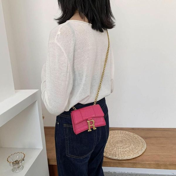 Korean chain small bags wild women bags new fashion women bags popular messenger bags wholesale NHTC204137