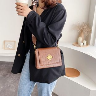 Bag Messenger Bag Women Shoulder Bag Casual Bag New Fashionable Wild Small Bag NHTC204179's discount tags