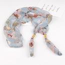 Fashion Ms Scarf Bandage Belt Korean Narrow Silk Waist Seal Sweet Dress Dress Ethnic Style Decorative Waist Chain NHPO204282