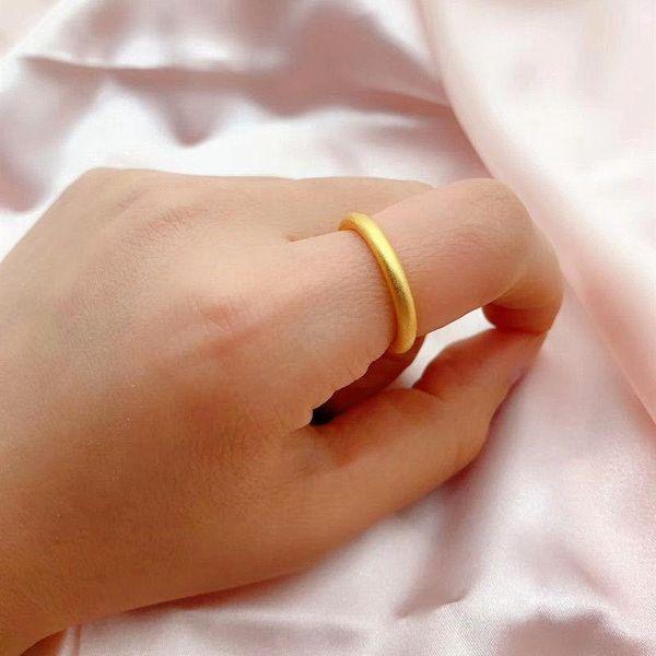 New Fashion Golden Transfer Bead Ring Wholesale NHGO204411