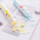 Portable outdoor hand-washing soap paper soap tablets travel bottled paper-washing paper test tube flower type disposable soap tablets NHAT204509