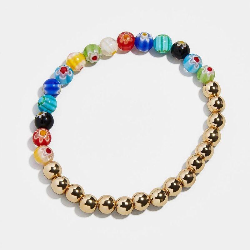 New Fashion Colorful Bracelets for Women Wholesale NHLL204553
