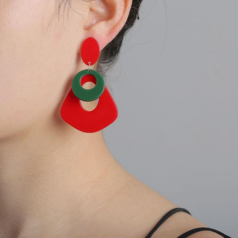 New Fashion Long Korean Simple Earrings for women wholesale NHJJ204707