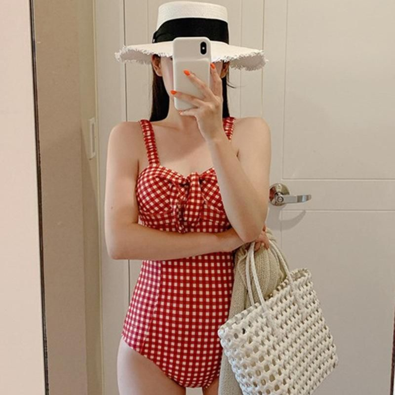 New Fashion Sexy One-Piece Swimsuit for Children NHHL204930