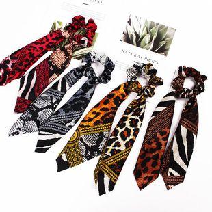 New Korean fashion butterfly tail bar ribbon cheap hair ring wholesale NHDM205042's discount tags