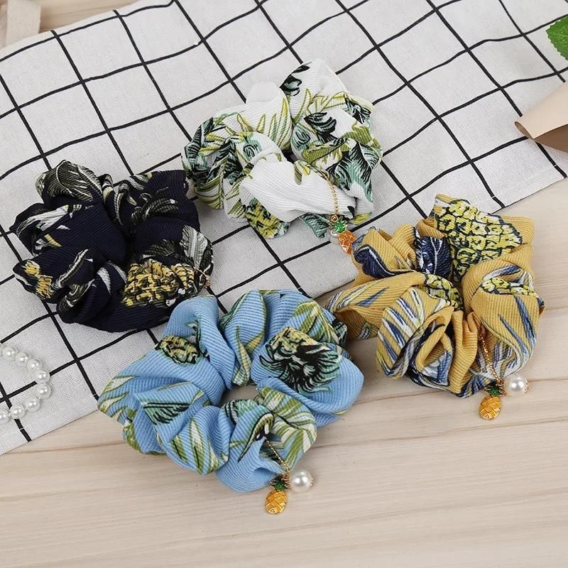 New fashion fabric cheap hair ring wholesale NHDM205061
