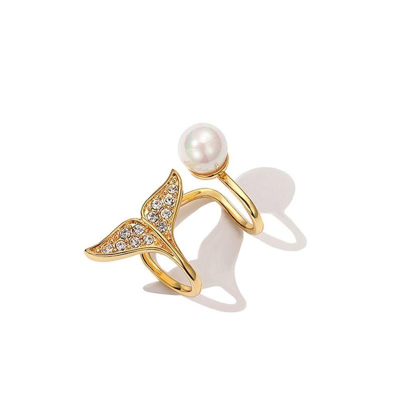 Fashion New Pearl Ear Clips Yiwu Wholesale NHKL205343
