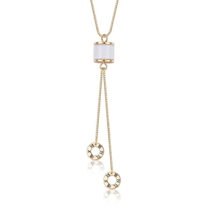 Jewelry Fashion Simple Necklace Yiwu Wholesale NHKL205350