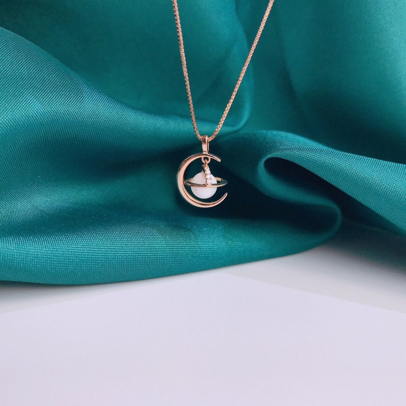 Joyera Moda Collar simple Yiwu al por mayor NHKL205351