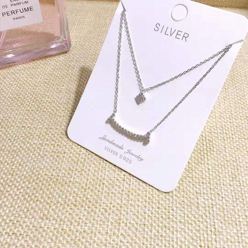 Jewelry Fashion Simple Multilayer Necklace Yiwu Wholesale NHKL205353
