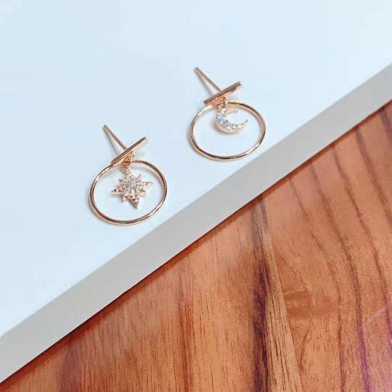 Jewelry Fashion Simple Earrings Yiwu Wholesale NHKL205358
