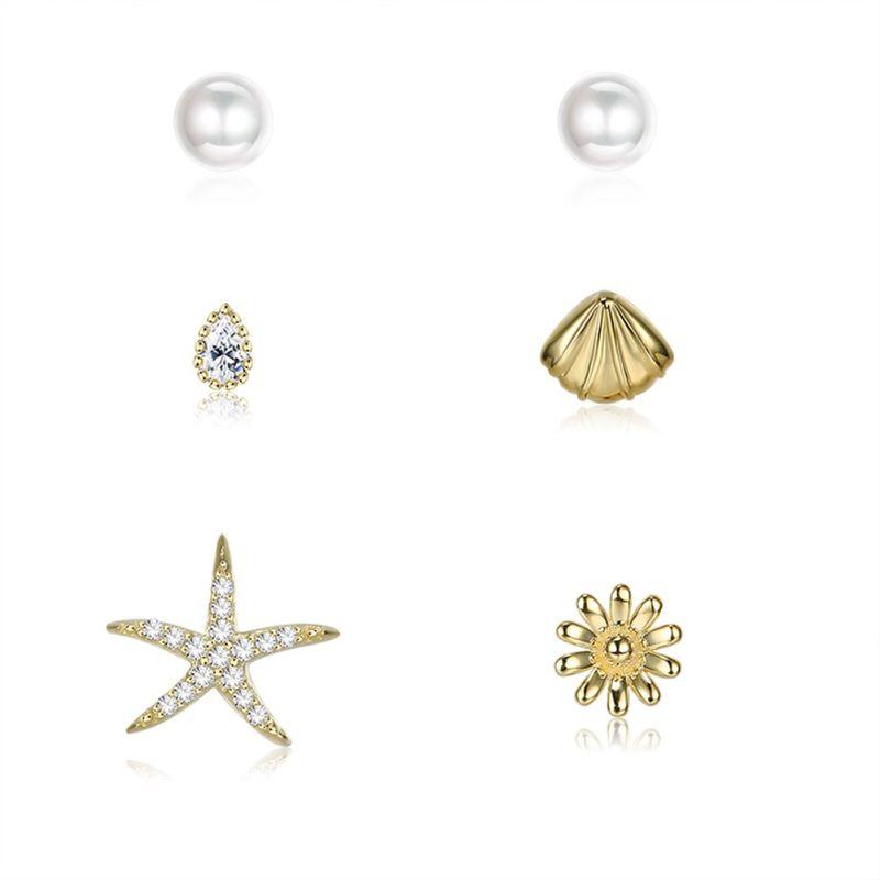 Jewelry Fashion Simple Earrings Yiwu Wholesale NHKL205361
