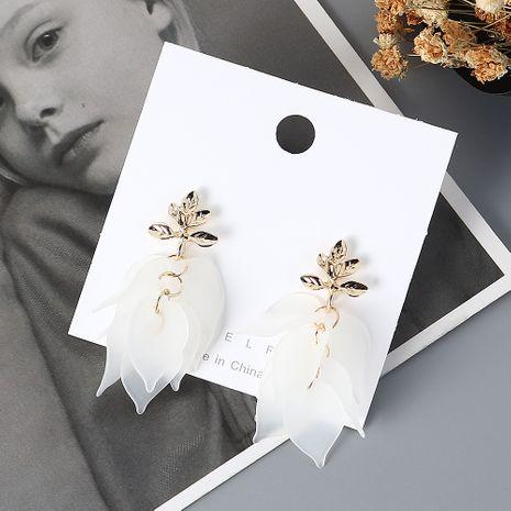 Nouvelles boucles d'oreilles en herbe de mode pour les femmes en gros NHPS205310's discount tags