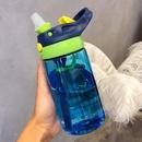 Taza para beber para nios taza para sorber para bebs taza a prueba de fugas agua potable botella deportiva porttil taza de pico de pato taza de plstico NHtn205378
