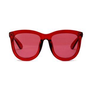 Nuevas gafas de sol marinas de color de gran marco de moda al por mayor NHXU205416's discount tags