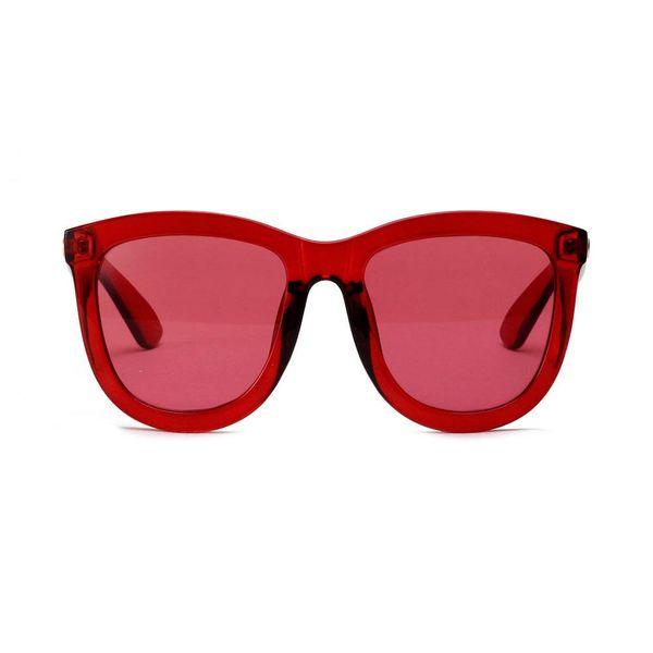 Nuevas gafas de sol marinas de color de gran marco de moda al por mayor NHXU205416