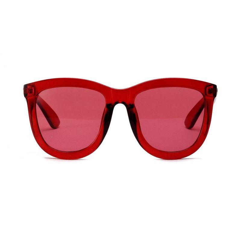 New fashion large frame color marine sunglasses wholesale NHXU205416