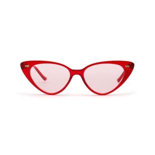 Nuevas gafas de sol con tachuelas retro de moda al por mayor NHXU205427's discount tags
