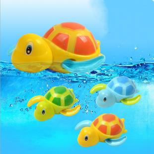Venta caliente Cool Turtle Niños Baño de agua Juguete Bebé Baño de agua Tortuga Bobinado NHAT205488's discount tags
