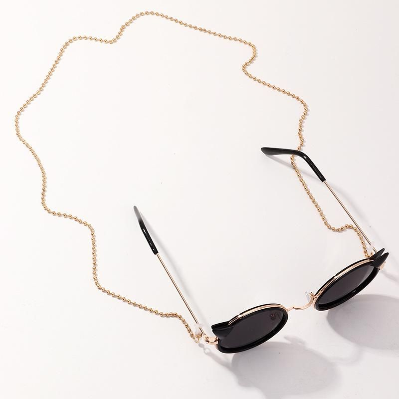New fashion sunglasses chain vintage gold metal chain snow chain NHNZ205168