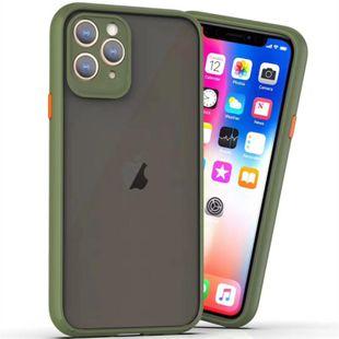 Frosted Apple 11 Mobile Shell para iphoneX Precision Hole Eagle Eye Skin Estuche protector 2 en 1 NHKI205474's discount tags